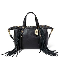 Lauren Ralph Lauren® Woodbine Jayden Leather Satchel