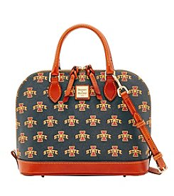 Dooney & Bourke® NCAA® Iowa State Zip Zip Satchel