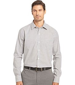 Van Heusen® Men's Big & Tall Long Sleeve Traveler Button Down Shirt