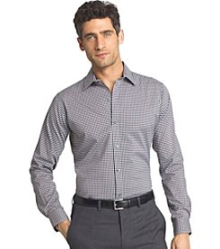 Van Heusen® Men's Big & Tall Long Sleeve Flex Stretch Gingham Button Down Shirt