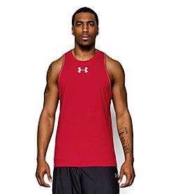 Under Armour® Men's Charged Cotton® Jus Sayin Too Tank