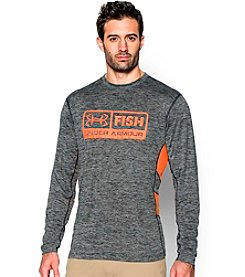 Under Armour® Men's Fish Hunter Tech Long Sleeve Tee