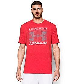 Under Armour® Men's Floor Plan Short Sleeve Tee