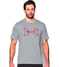 Under Armour® Men's Fish Hook Short Sleeve Tee