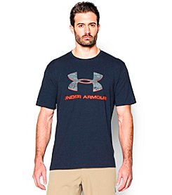 Under Armour® Men's Camo Filled Logo Short Sleeve Tee