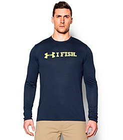 Under Armour® Men's Fish Tech Long Sleeve Tee