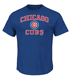 MLB® Chicago Cubs Men's Heart And Soul Short Sleeve Tee