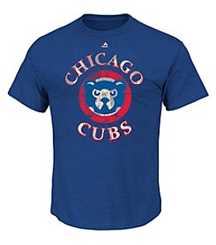 MLB® Chicago Cubs Men's First Among Equals Short Sleeve Tee