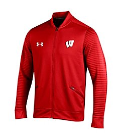 Under Armour® NCAA® Wisconsin Badgers Men's Knock Out Jacket