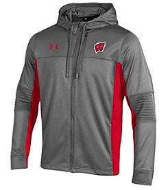 Under Armour® NCAA® Wisconsin Badgers Men's Knockout Jacket