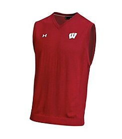 Under Armour® NCAA® Wisconsin Badgers Men's Barry Vest