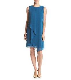 MSK® Wrapped Chiffon Dress