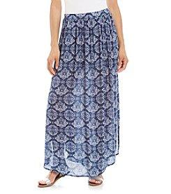 Skylar & Jade™ Printed Maxi Skirt
