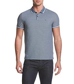 Michael Kors® Men's Birdseye Short Sleeve Polo