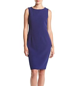 Kasper® Stretch Crepe Dress