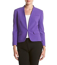 Nine West® Faux Collar Blazer Jacket