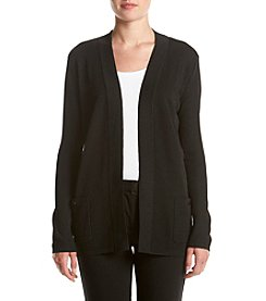 Anne Klein® Open Cardigan