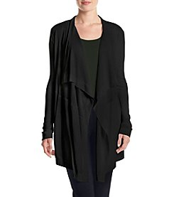 Anne Klein® Waterfall Cardigan