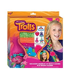 DreamWorks® Trolls Hair Accessory and Braiding Kit