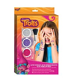 DreamWorks® Trolls Mini Glitter Tattoo Kit