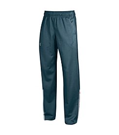 Under Armour® NCAA® Wisconsin Boys' 8-20 Vertical Logo Brawler Pants