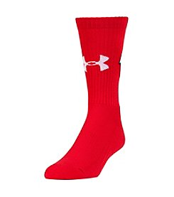 Under Armour® NCAA® Wisconsin Badgers Crew Sock