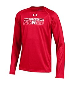 Under Armour® NCAA® Wisconsin Badgers Boys' 8-20