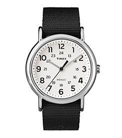 Timex® Women's Weekender Reversible Watch