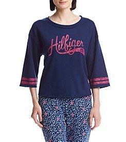 Tommy Hilfiger® Logo Pajama Shirt