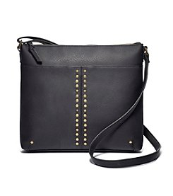 GAL Grainy Pebble With Studs Pocket Crossbody