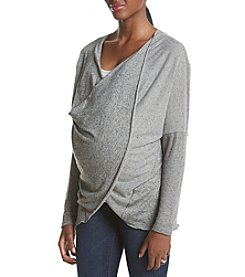 Three Seasons Maternity™ Criss Cross Top