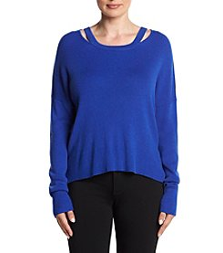 Chelsea & Theodore® Solid Pullover Sweater