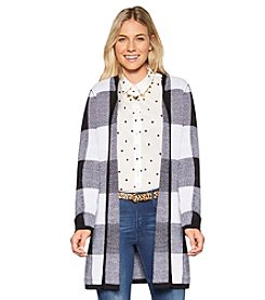 Fever™ Double Breasted Sweater Coat
