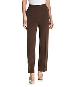 Alfred Dunner® Solid Pants