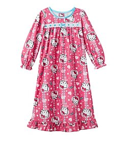 Hello Kitty® Girls' 2T-4T Shimmery Nightgown
