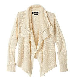 Lucky Brand® Girls' 4-16 Long Sleeve Drape Cozy