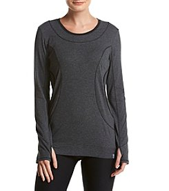 Marc New York Performance Solid Band Tunic Tee