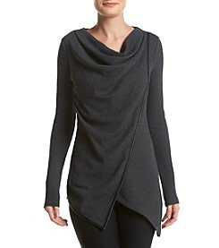 Marc New York Performance Asymmetrical Thermal Tunic