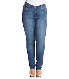 Earl Jean® Plus Size Skinny Stretch Demin Jeans