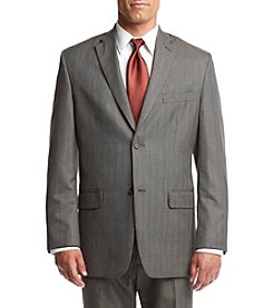 John Bartlett Statements Men's Brown Classic Fit Suit Separates