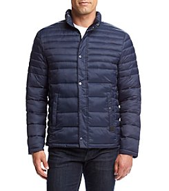 Kenneth Cole REACTION® Men's Packable Down Jacket