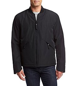Andrew Marc® Men's Dalton Baseball Jacketshell