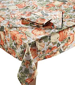 LivingQuarters Harvest Table Linens