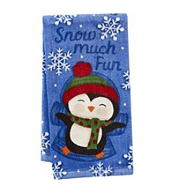 Ritz™ Snowy Friends Penguin Kitchen Towel