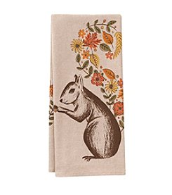 Ritz™ Squirrel Chambray Kitchen Towel