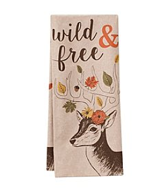 Ritz™ Wild And Free Chambray Kitchen Towel