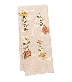 Ritz™ Floral Fall Chambray Towel