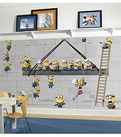 RoomMates Minions at Work Wall Mural