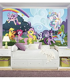 RoomMates My Little Pony® Ponyville Wall Mural