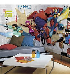 RoomMates Big Hero 6 Wall Mural